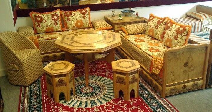 Salons du Maroc et Décoration orientale: Photos salon marocain ...