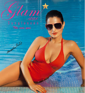 Amisha Patel in Sexy Red Swim Suit