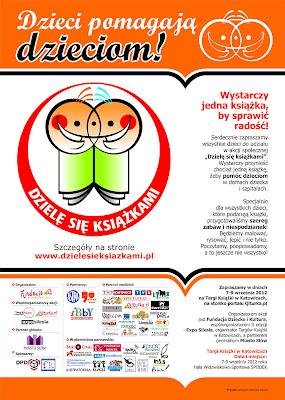 """Akcja Społeczna """"Dzielę się książkami 2012"""""""