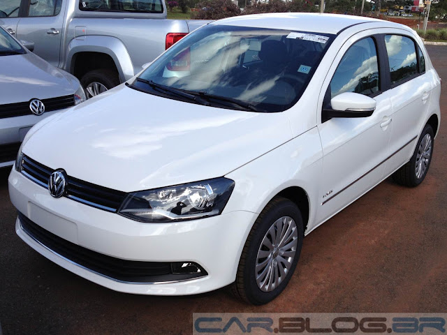 Novo Gol G6 2013 Power Branco