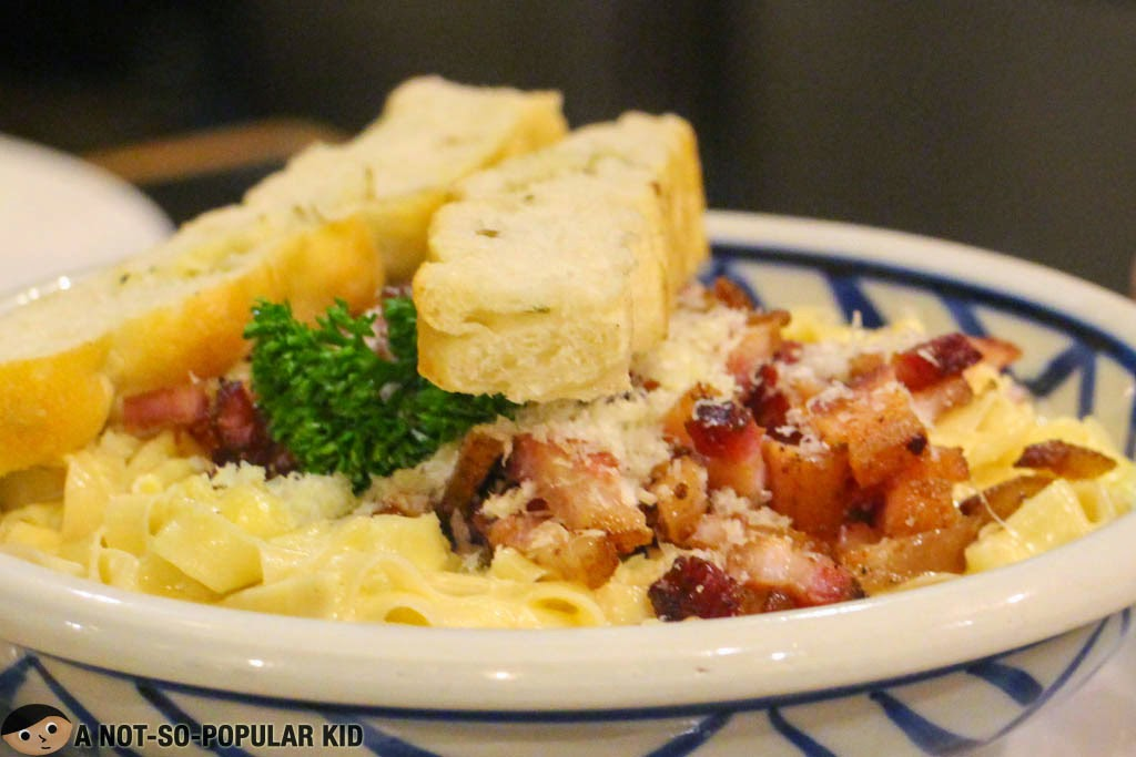Cafe by the Ruins Carbonara