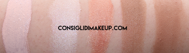 illuminanti e terre mac cosmetics