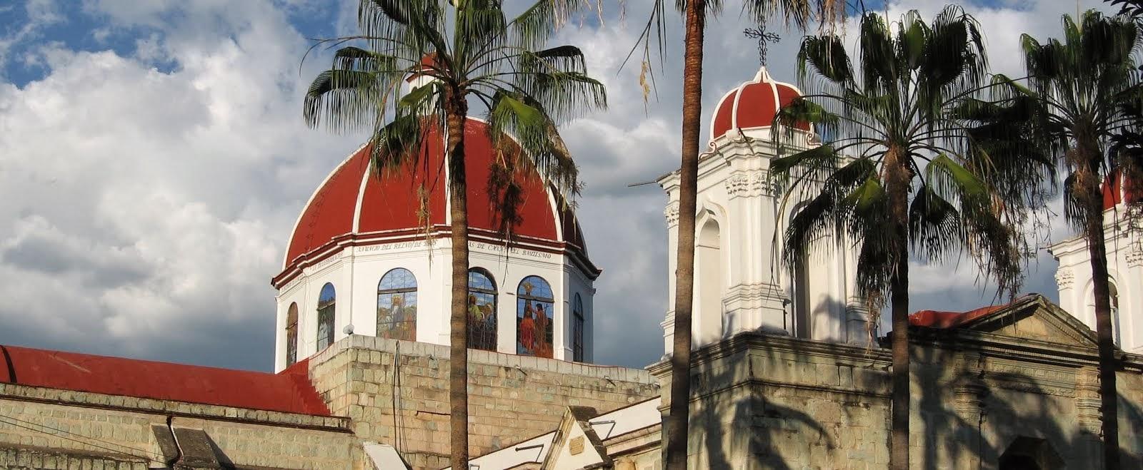 Iglesia de Guadalupe, Oaxaca, Mexico