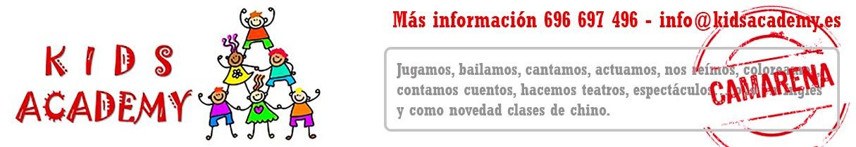 Kids Academy: Camarena