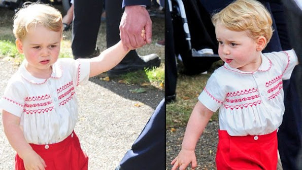 Prince George Of Cambridge 'Being Harassed By Paparazzi'