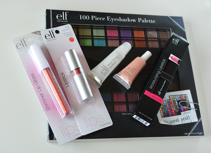 Elf make-up giveaway