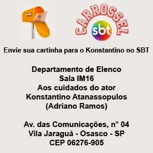 Cartas no SBT