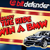 Win BMW 3 Series with BitDefender