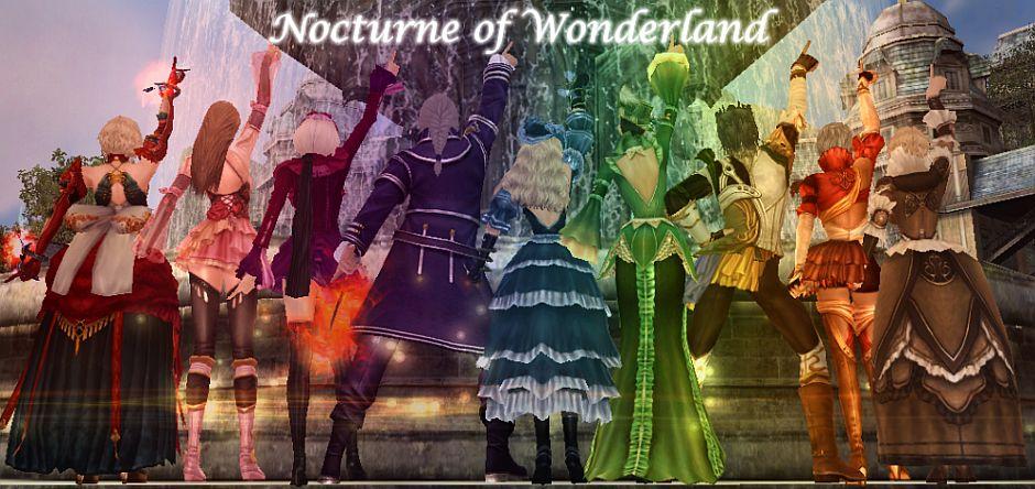 Nocturne of Wonderland 2.0