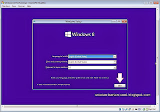 Install Windows 8.1 Virtual