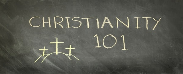 Christianity 101 A Lutheran Perspective