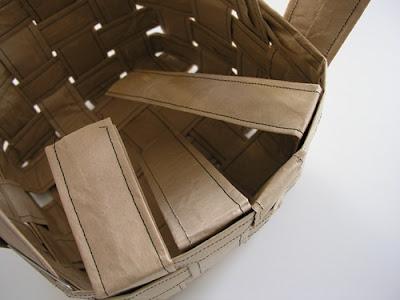 manualidades con papel reciclado