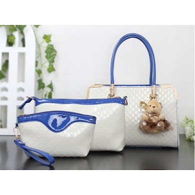 AA FASHION BAG (BLUE)