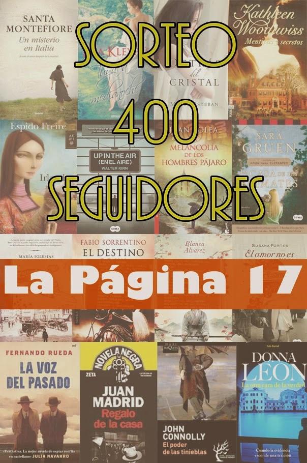 http://lapagina17.blogspot.com.es/2014/09/sorteo-400-seguidores.html