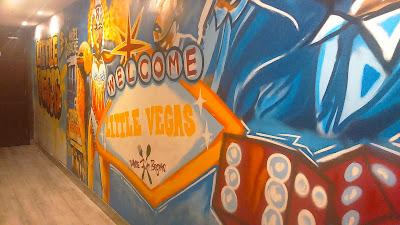 【食】lunch time 輕鬆好地方*銅鑼灣 Little Vegas