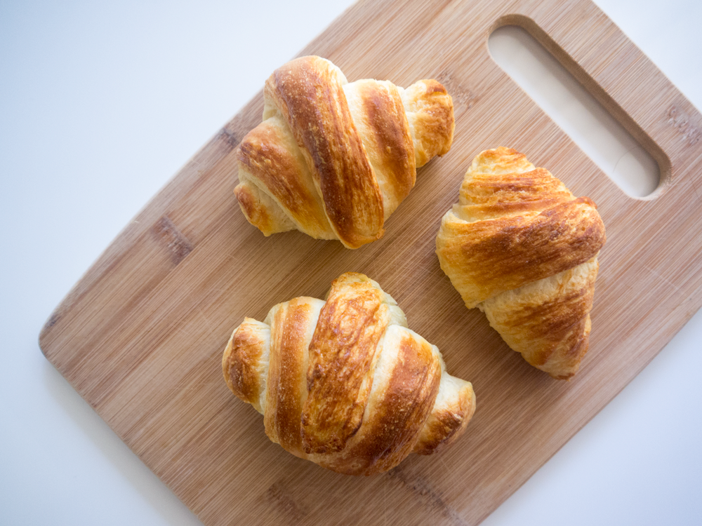 Flaky, Buttery, Homemade Croissants
