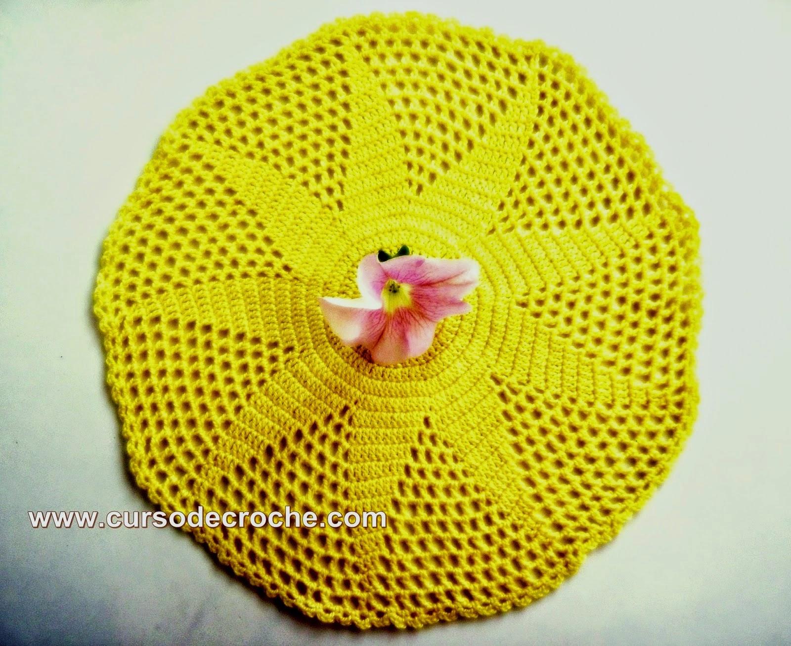 aprender croche toalhinhas toalhas dvd amarelo video aulas loja curso de croche frete gratis