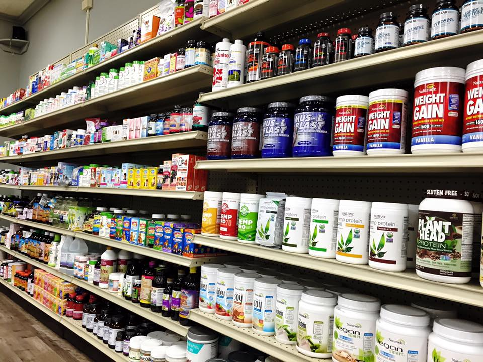 Supplements And More Available At Better Living Market Photo Via  Facebook.com/betterlivingmarket