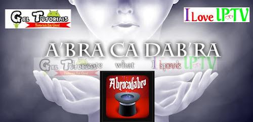 Add-on Abracadabra no KODI - Mágicos e Mágicas (As Melhores Magicas)