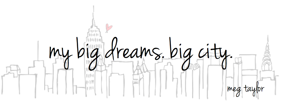 My Big Dreams Big City