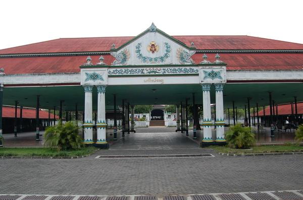 Kraton Yogyakarta Obyek Wisata Jogja