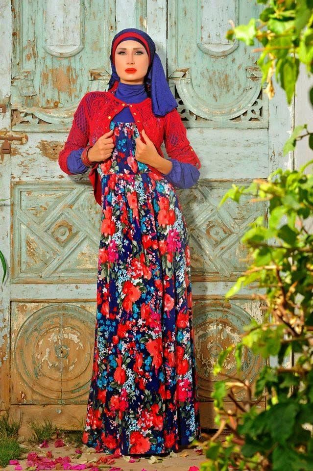 Robe hijab moderne