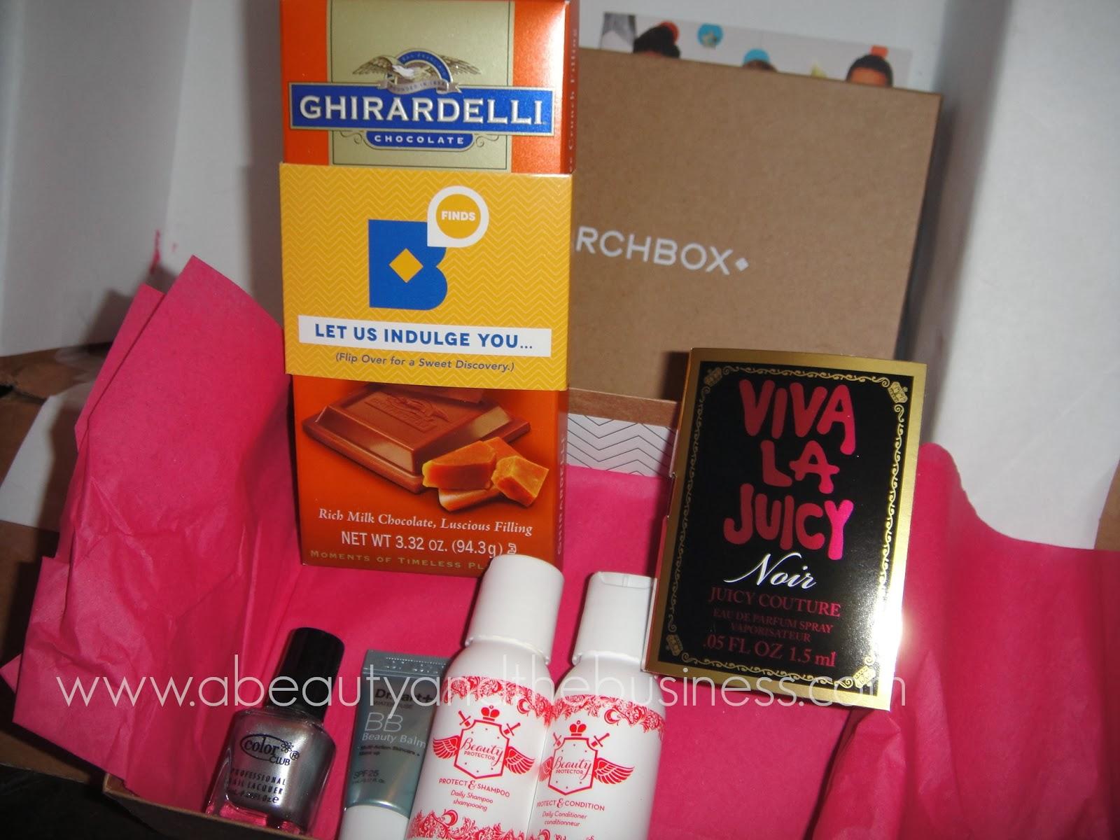 birchbox, November birchbox, november birchbox 2013, birchbox more good,