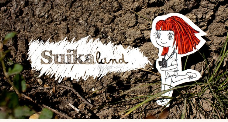 Welcome to Suika's land.
