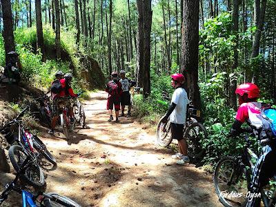 Minang Rancak – Track Pudiang Canopi Batusangkar (Mountain Bike)