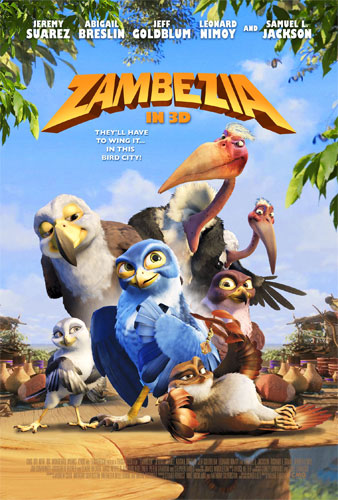 Phim Thành Phố Chim Zambezia - Zambezia