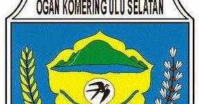 Logo Kabupaten Kota Logo Kabupaten Ogan Komering Ulu Selatan Sumatera Selatan