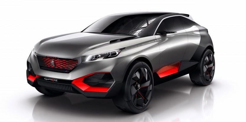 Peugeot Dare Quartz