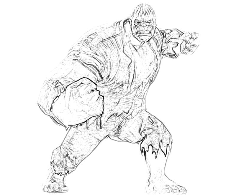 solomon grundy coloring pages - photo#5