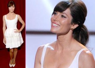 Jessica Biel Brings It for the 2012 ESPY Awards » Gossip | Jessica Biel