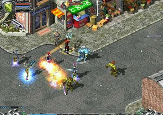 2029 online free rts rpg game screenshot - good free rpg game
