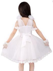 Model gaun pesta anak perempuan terbaru
