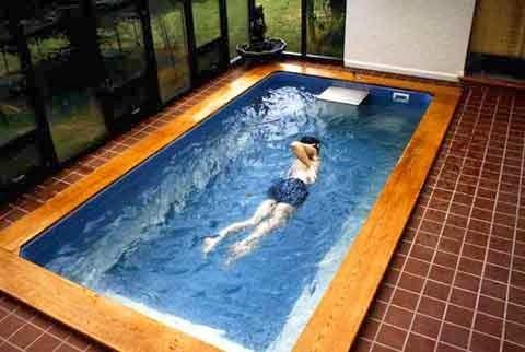 20 desain kolam renang di lahan terbatas ~ design rumah