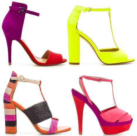 Zapatos Vestidos Más De Temporada Para 1f74qnx Sus Zara Ti Y dnBxFS6dq