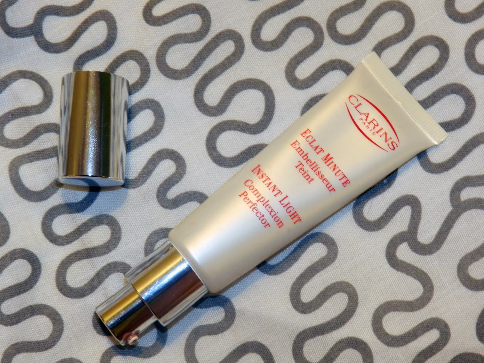 Clarins Instant Light Complexion Perfector in 03 Bronze Shimmer