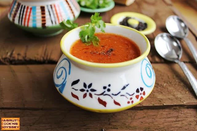 Corsican tomato soup