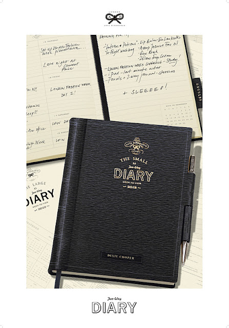 Christmas Gift Idea #4: Anya Hindmarch Diary Cum Notebook