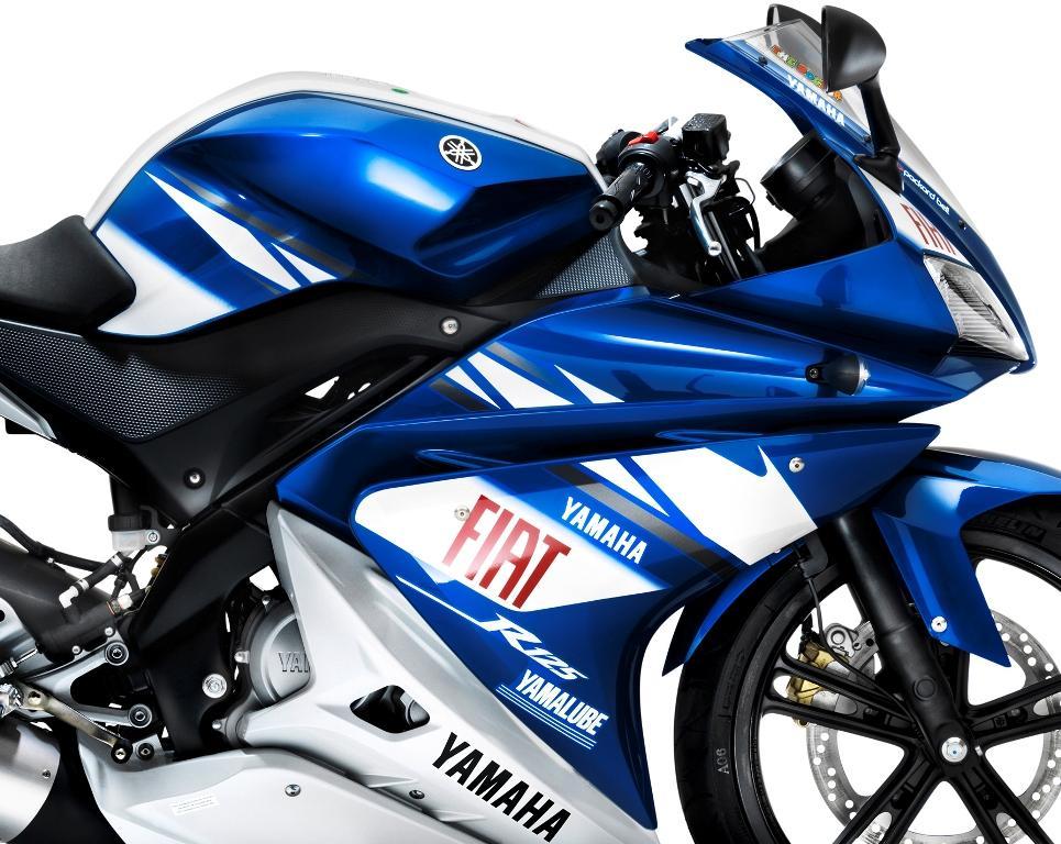 Beautiful Bikes Yamaha Yzf R125