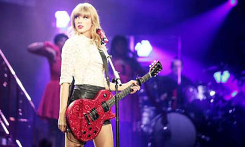 Foto Taylor Swift Red Concert