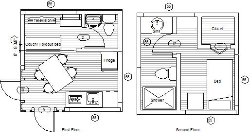 Tiny House BluePrint 2 Updated