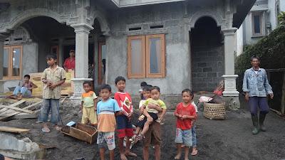 Сыновья, Ява, горы, Индонезия