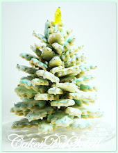 key lime christmas tree