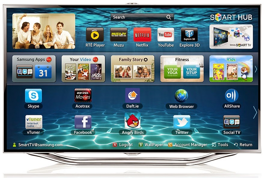 connect smartphone to tv