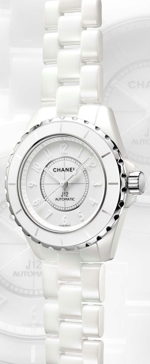 Stylish And Gorgeous Chanel Watch