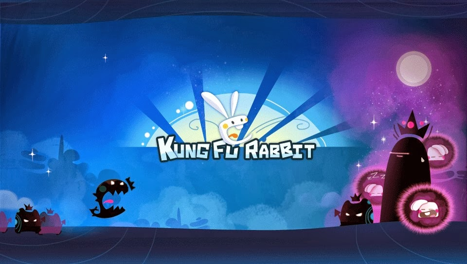 Kung Fu Rabbit (3DS)