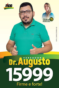 Dr. Augusto Vereador 2020